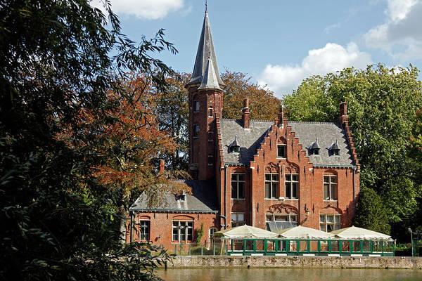 Wilt Photograph - Europe, Belgium, Bruges by Kymri Wilt
