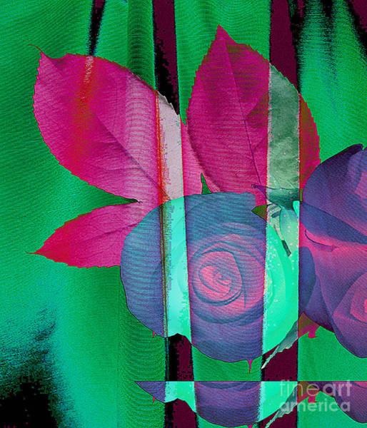 Digital Art - Exotic by Yael VanGruber