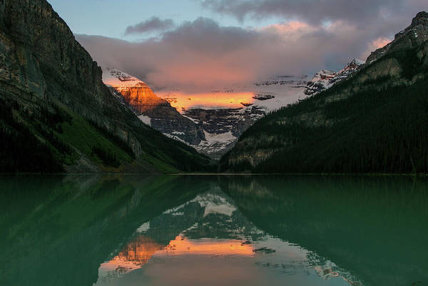 Lake George Photograph - Exploring Canadas Banff National Park by George Rose