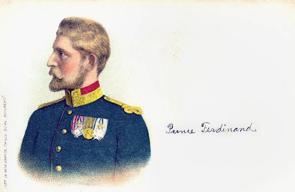 Artifact Painting - Ferdinand I (1865-1927) by Granger