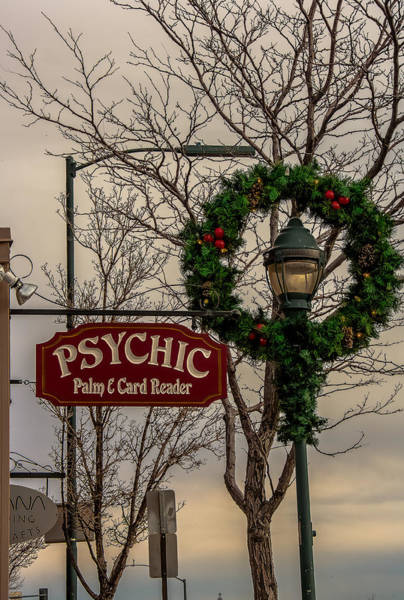 Photograph - Flagstaff Wreath by Steven Lapkin