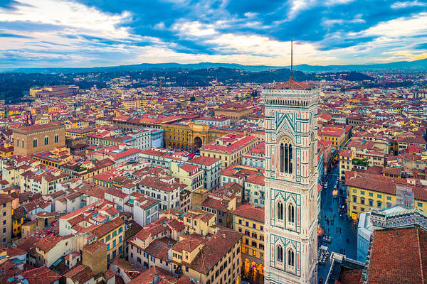 Florence Wall Art - Photograph - Florence by Cory Dewald