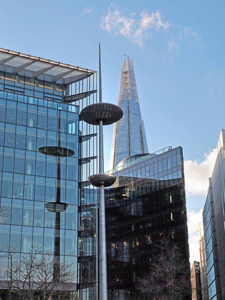 Photograph - Focus On The Shard London by Gill Billington
