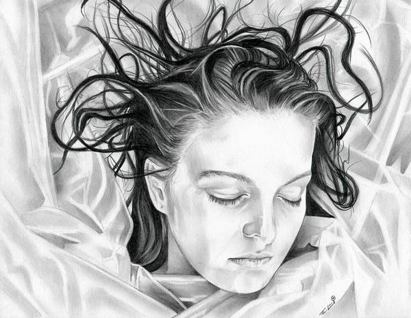 Forget Me Not - Laura Palmer - Twin Peaks Art Print