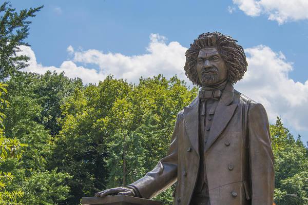 Photograph - Frederick Douglass by Theodore Jones