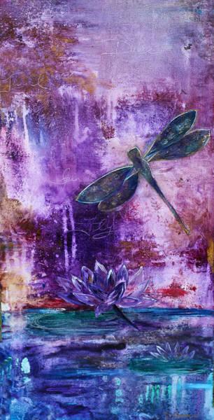 Wall Art - Painting - Free Spirit by Amani Hanson