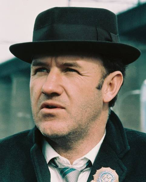 Wall Art - Photograph - Gene Hackman In The French Connection by Silver Screen