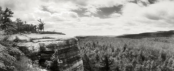 Catskill Photograph - Gertrudes Nose Hiking Trail by Panoramic Images
