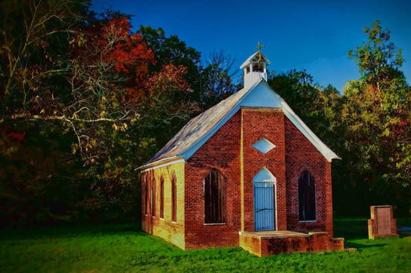 Photograph - Going To The Chapel  by Dave Bosse