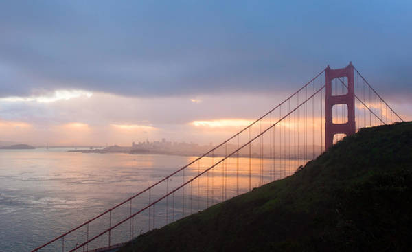 Wall Art - Photograph - Golden Gate Bridge  by Catherine Lau
