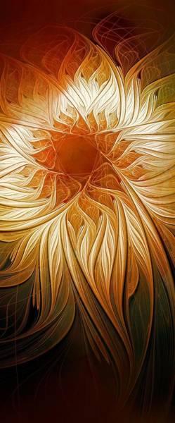 Digital Art - Golden Glory by Amanda Moore