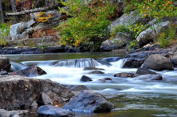 Rockbridge County Photograph - Goshen Pass by Todd Hostetter