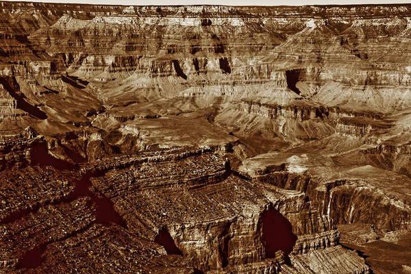 Photograph - Grand Canyon - Arizona by Aidan Moran