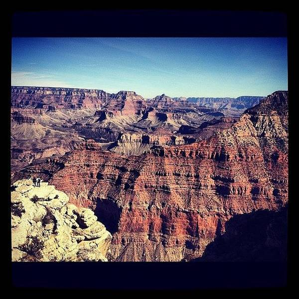 Wall Art - Photograph - Grand Canyon by Valerie Olivas
