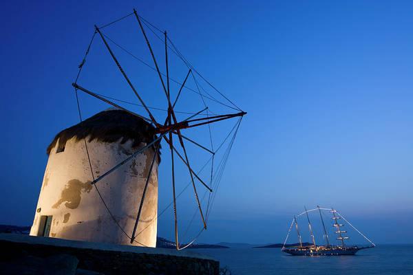 Greece Photograph - Greece, Mykonos, Hora by Jaynes Gallery