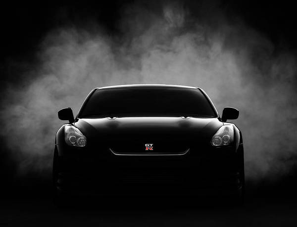 Wall Art - Digital Art - GTR by Douglas Pittman