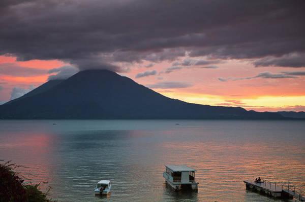 Guatemala Photograph - Guatemala, San Juan La Laguna by Michael Defreitas