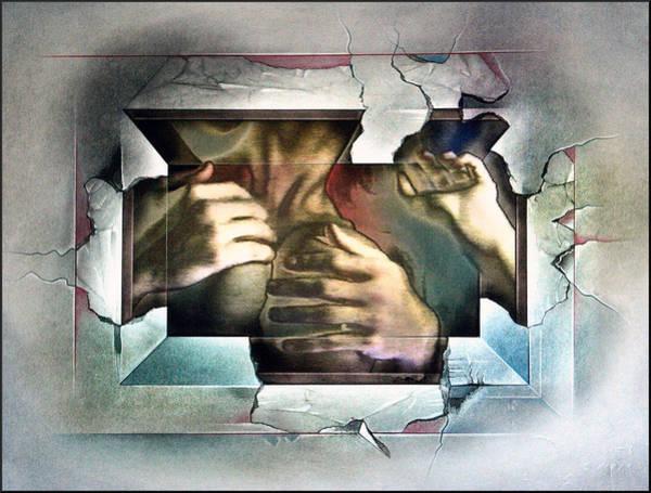 Mixed Media - #2 Handscomp 2003 by Glenn Bautista