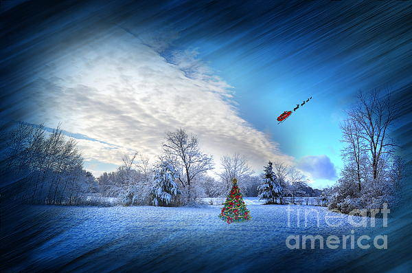 Wall Art - Photograph - Happy Holidays by The Stone Age