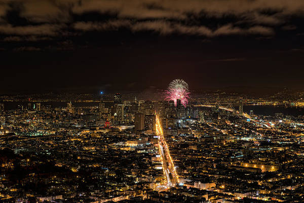 Photograph - Happy New Year 2013 by Mark Whitt