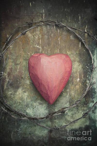 Photograph - Heart by Maria Heyens