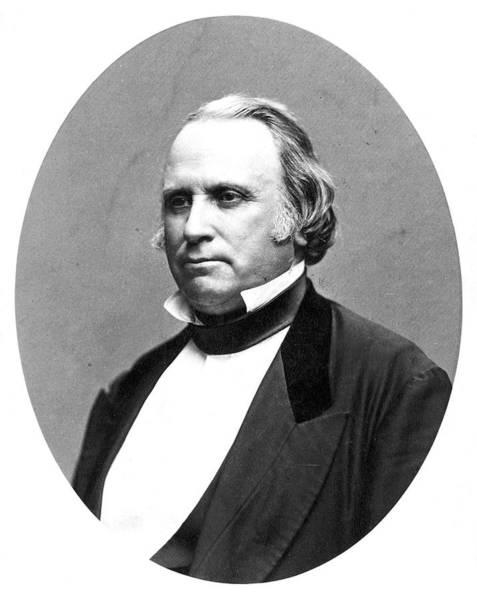 Photograph - Henry Wilson (1812-1875) by Granger
