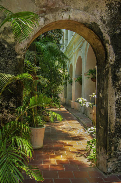 Colombian Wall Art - Photograph - Historic Santuario And Iglesia De San by Jerry Ginsberg