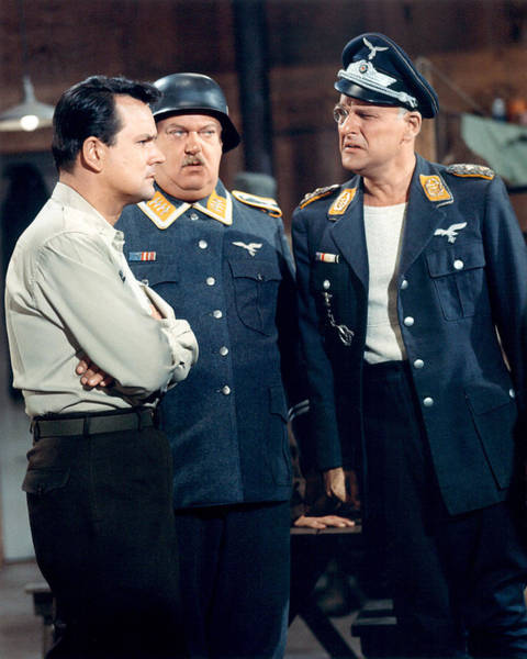 Wall Art - Photograph - Hogan's Heroes  by Silver Screen