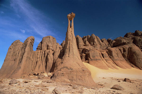 Wall Art - Photograph - Hoodoo by Sinclair Stammers/science Photo Library