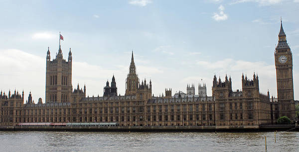 Photograph - Houses Of Parliament by Tony Murtagh