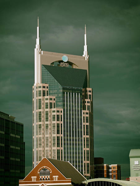 Ryman Auditorium Photograph - Icons Of Nashville by Mountain Dreams