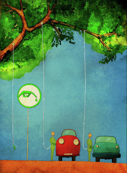 Wall Art - Photograph - Illustration Of Eco Friendly Fuel by Fanatic Studio / Science Photo Library