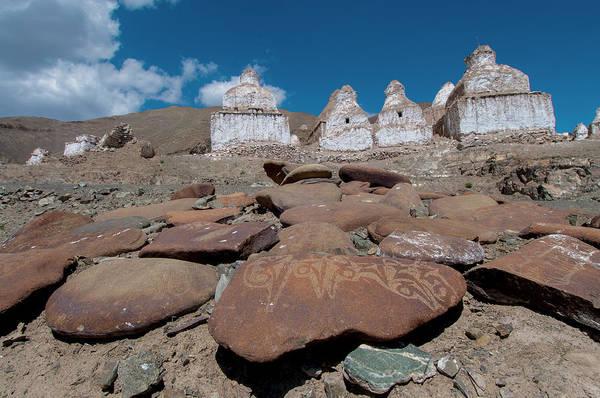 Clark Photograph - India, Jammu & Kashmir, Ladakh, Stok by Ellen Clark