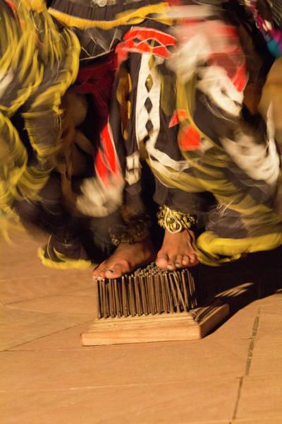 Folk Dances Photograph - India, Rajasthan, Jaipur, Folk Dancers by Emily Wilson