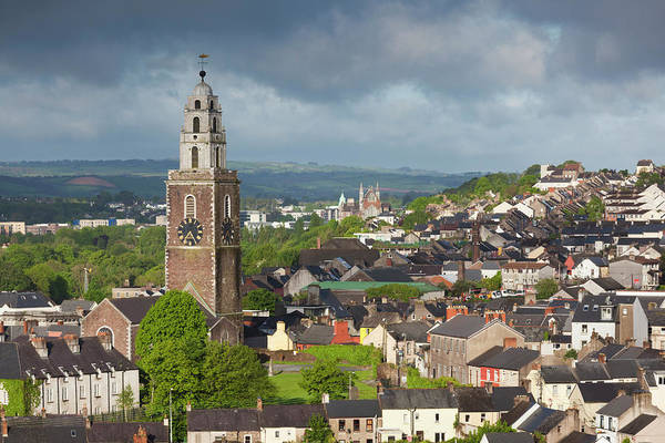 County Cork Wall Art - Photograph - Ireland, County Cork, Cork City, City by Walter Bibikow