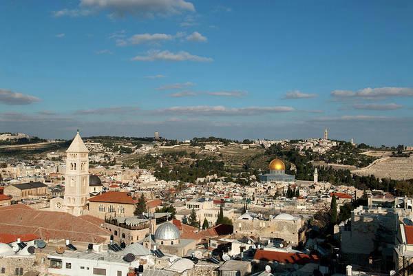 Holy Land Photograph - Israel, Jerusalem by David Noyes