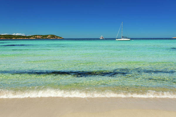 Costa Smeralda Photograph - Italy, Sardinia, Olbia Tempio Province by Degas Jean-pierre / Hemis.fr
