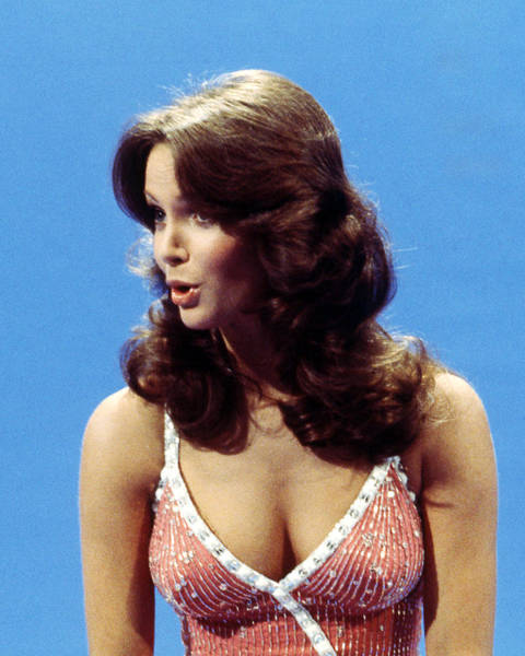 Charlie Photograph - Jaclyn Smith In Charlie's Angels  by Silver Screen