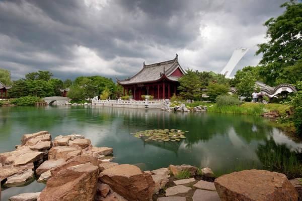 Quebec City Photograph - Jardin Botanique by Guylain Doyle