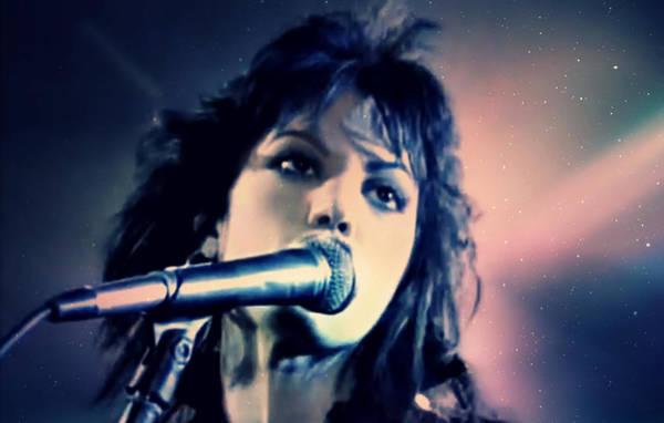 Photograph - Joan Jett by Cyryn Fyrcyd