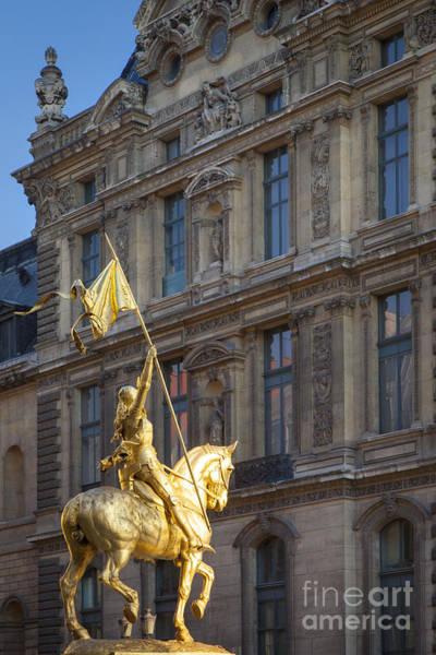 Heroine Photograph - Joan Of Arc by Brian Jannsen