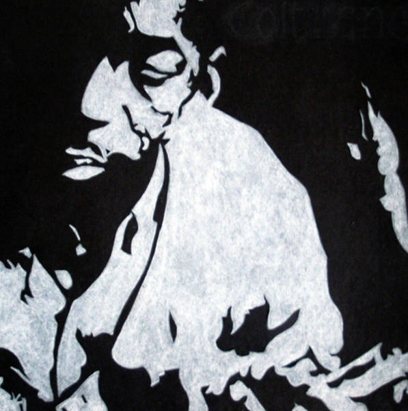Wall Art - Painting - John Coltrane by Ray Johnson