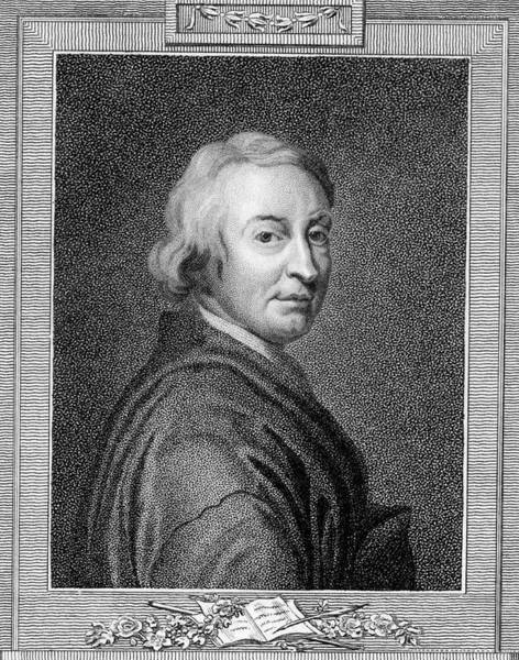 John Dryden Wall Art - Drawing - John Dryden  The English Poet And Poet by Mary Evans Picture Library