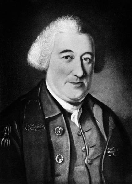 Photograph - John Hanson (1721-1783) by Granger