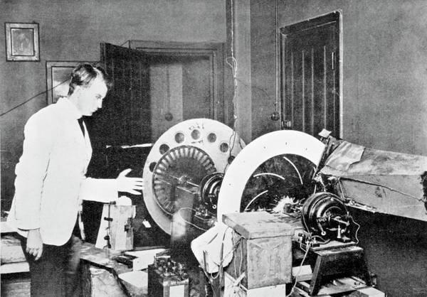 1888 Photograph - John Logie Baird by Universal History Archive/uig