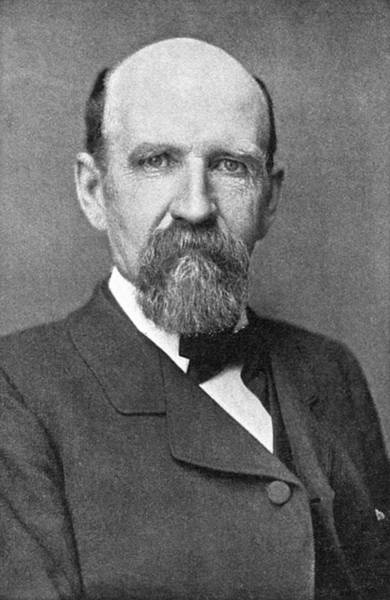 Goatee Photograph - Joshua Slocum (1844-?1909) by Granger