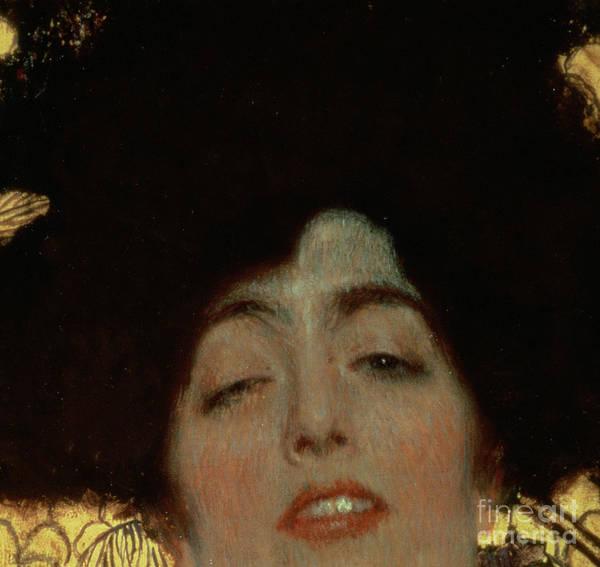 Seductive Painting - Judith by Gustav Klimt