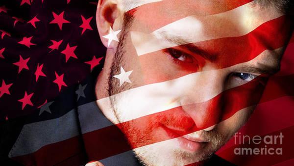 Wall Art - Mixed Media - Justin Timberlake  by Marvin Blaine