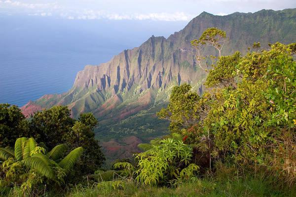 Wall Art - Photograph - Kalalau Valley, Kauai, Hawaii by Craig K. Lorenz
