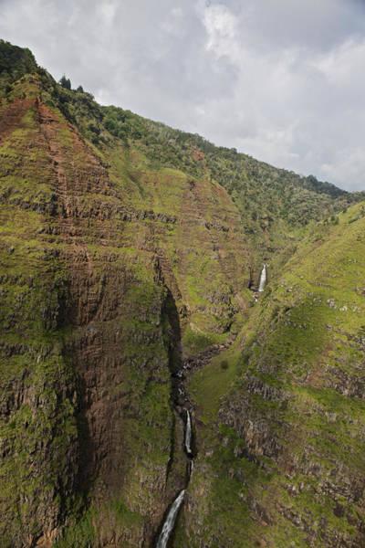 Photograph - Kauai Falls by Steven Lapkin
